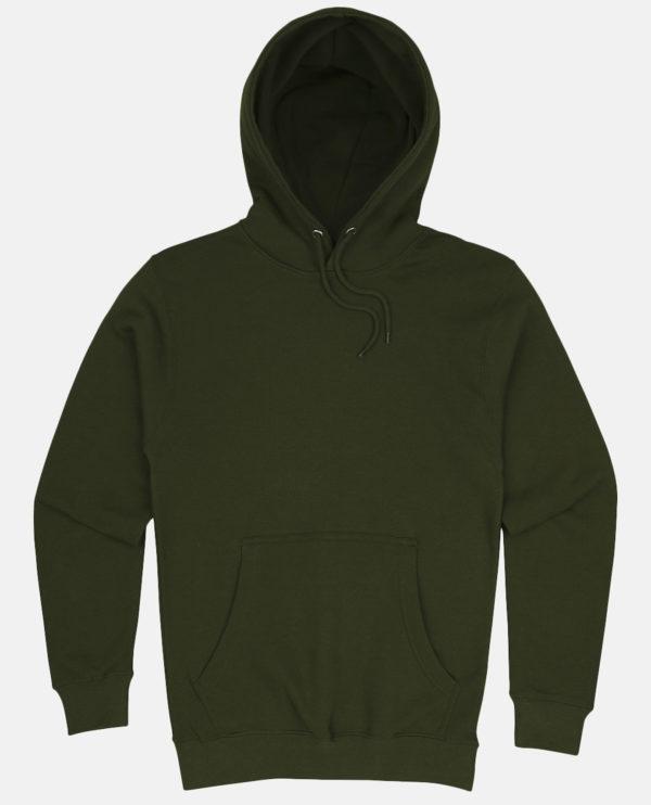 Ls14001 Army Green Flatlay Gry